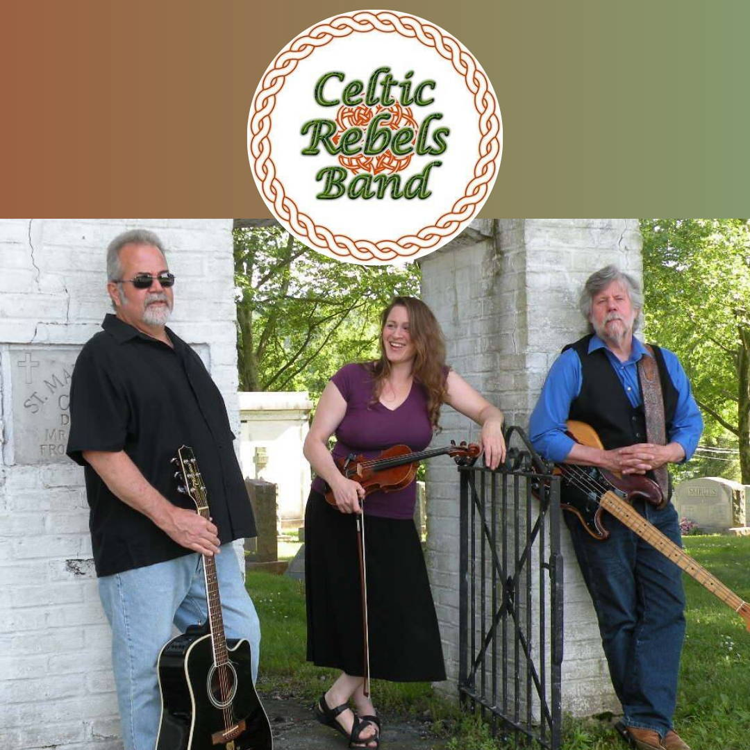 The Celtic Rebels Band Celtic Festival Online