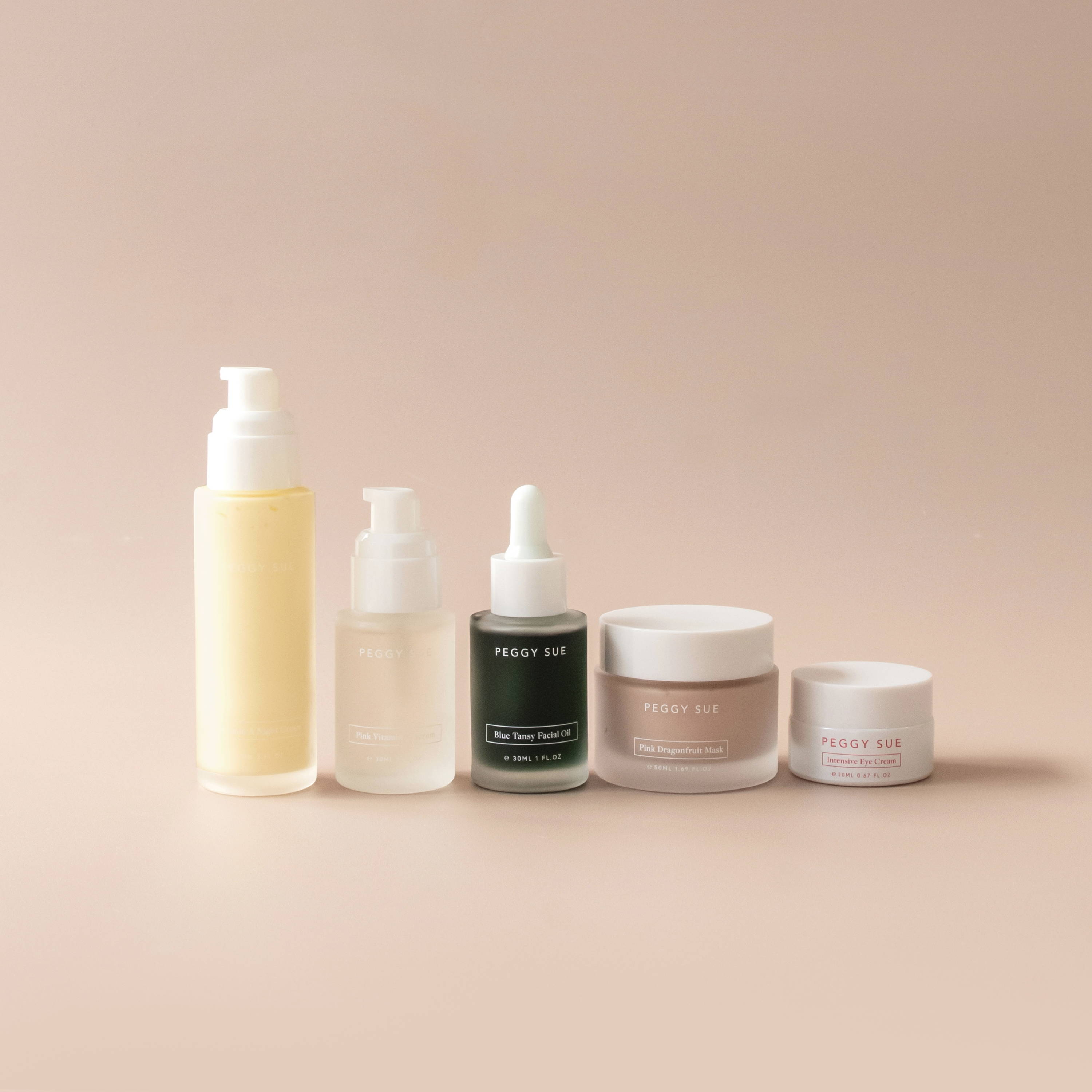 Product shot of Luxe Treatment Bundle