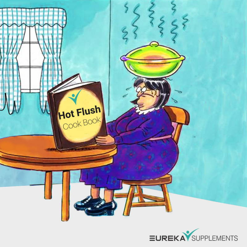 Menopause symptoms hot flush