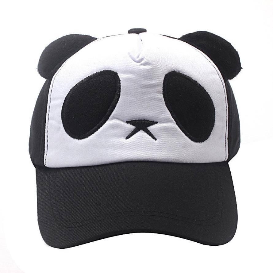 casquette panda fantaisie
