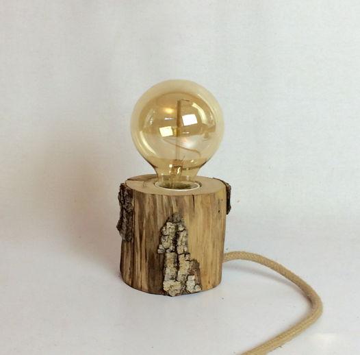 Настольная лампа Пенек