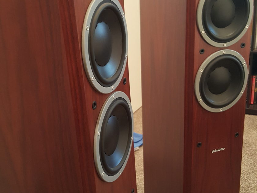 Dynaudio Focus 260 - Walnut