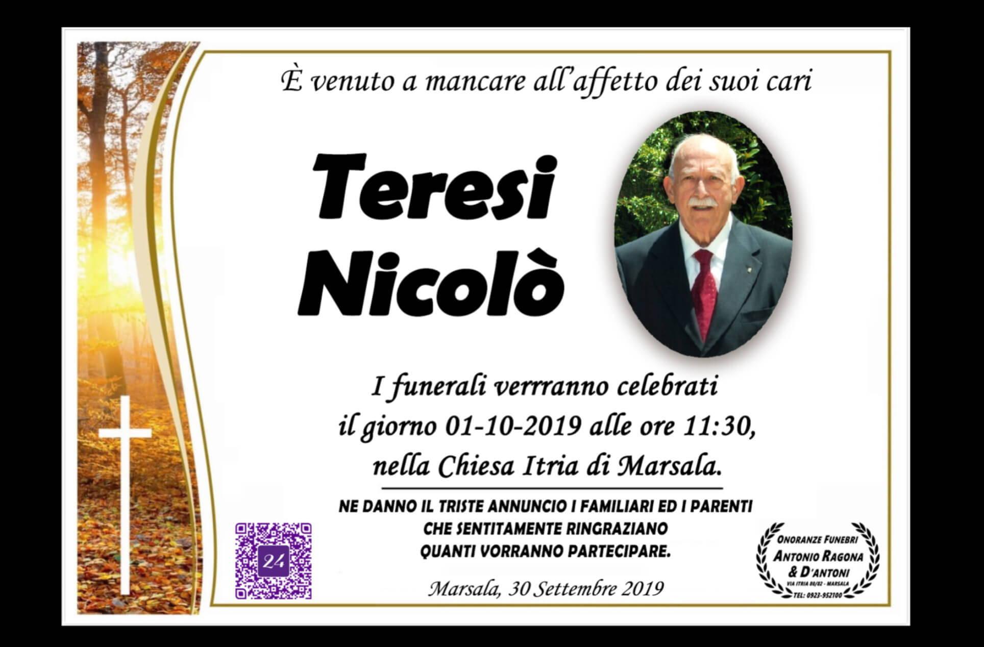 Nicolò Teresi