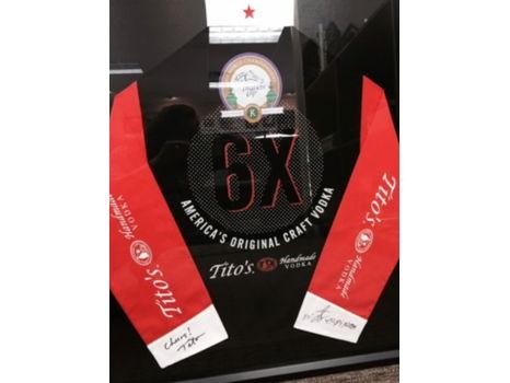 2015 Tito's Handmade Vodka Commemorative Breeders' Cup Silks