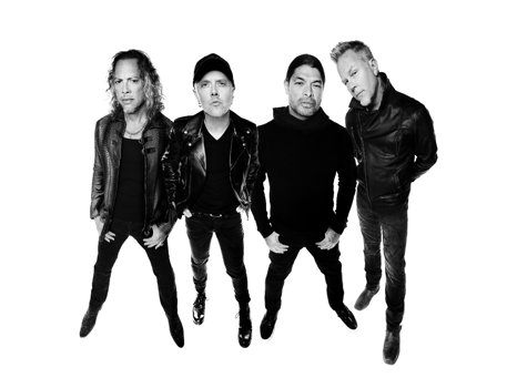 Metallica Meet and Greet with Autographed Guitar