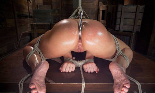 Creative self bondage ideas