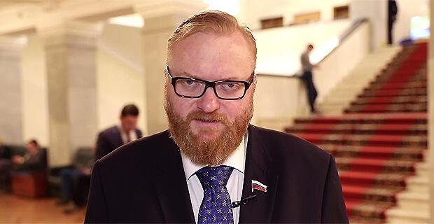 Милонов внес законопроект о нравственном реформировании телевидения - Новости радио OnAir.ru