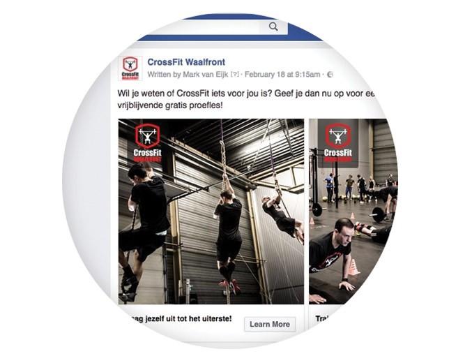 CrossFit Waalfront - 5. Marketing