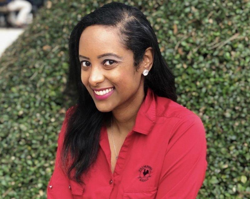 Ms. Hosanna Daniel , Leadership Team Member
