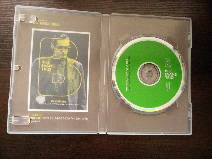Bill Evans trio - The evolution of a trio DVD