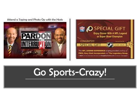 Go Sports-Crazy!