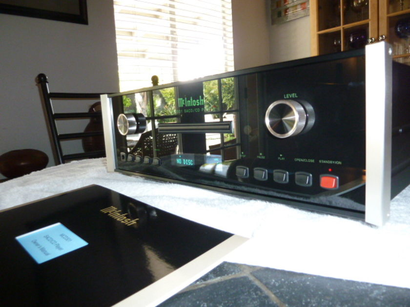McIntosh MCD 301 SACD/CD Player