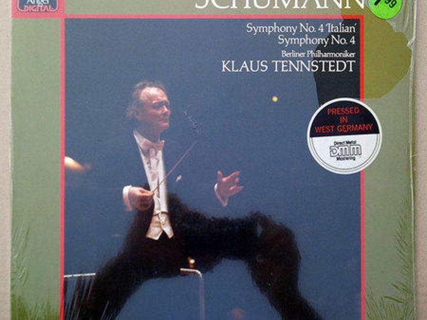 Sealed/Emi Digital/Tennstedt/Mendelssohn - Symphony No.4 Italian, Schumann Symphony No.4 / German Pressings