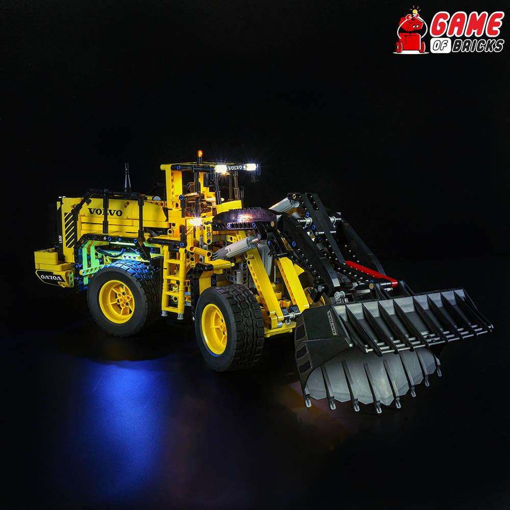 lego 42030 lights