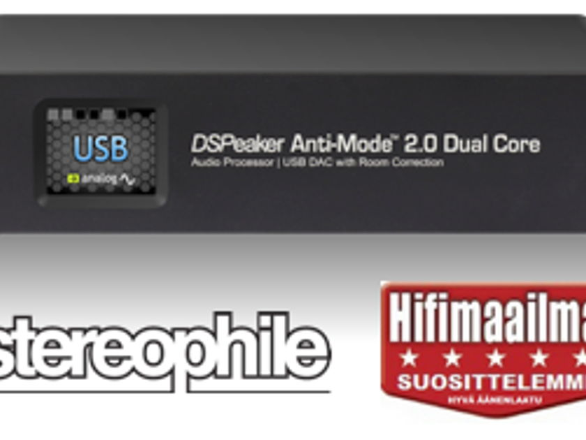 DSPeaker  Anti-Mode 2.0 Dual Core  Room Correction