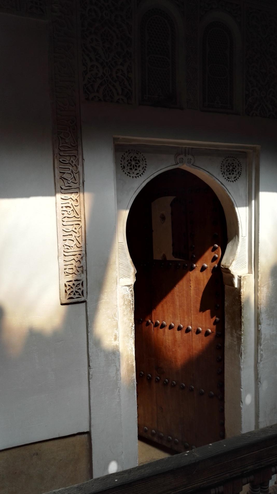 Marokkanische Tüt Gewürznüsse