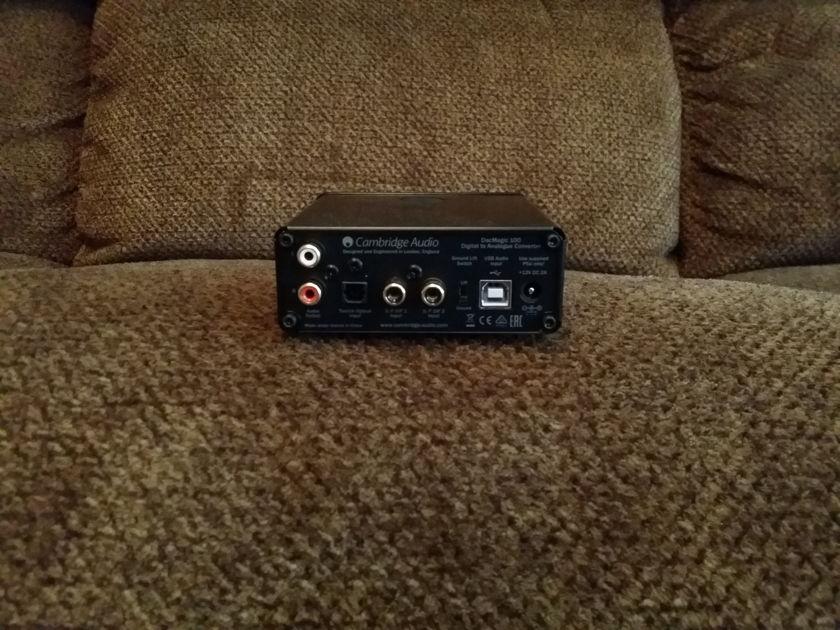 Cambridge Audio Dac Magic 100 Excellent DAC at a Great Price