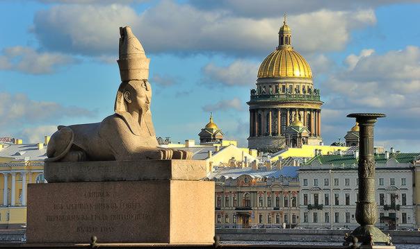 Мифы и легенды Петербурга (автобусная экскурсия для организованных групп)