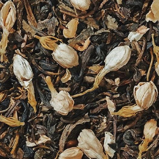 Зеленый чай с бутонами жасмина Моли Хуа Ча