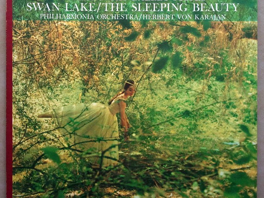 Angel Red Label/Karajan/Tchaikovsky - Swan Lake & The Sleeping Beauty / NM