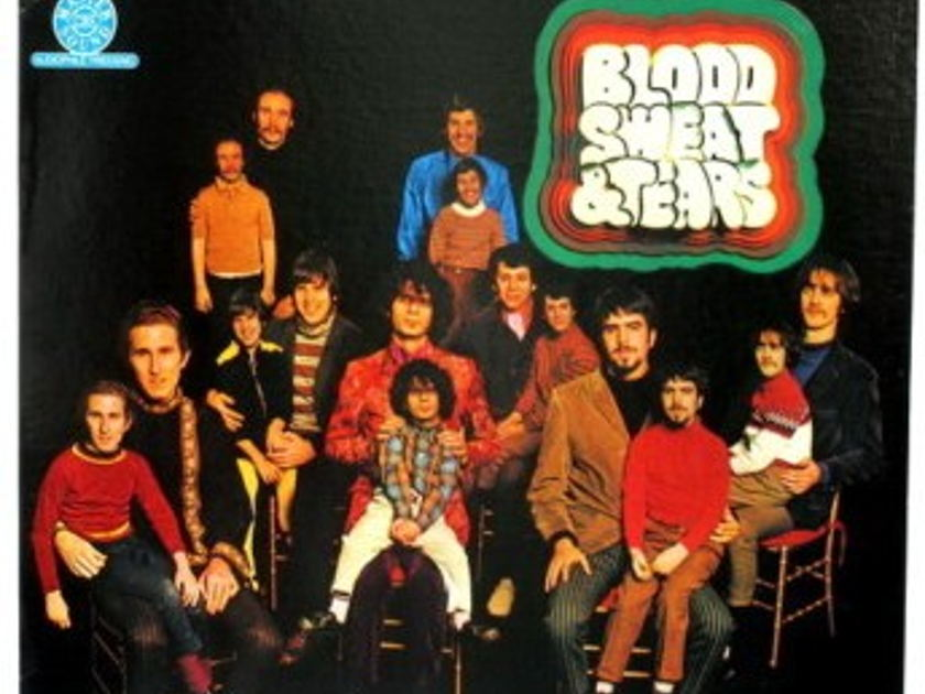 Blood, Sweat & Tears - Child is Father to the Man CBS Mastersound Half Speed - Sealed