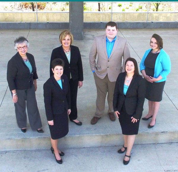 Office Staff Photo