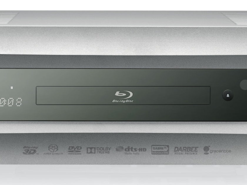 Oppo Digital BDP 105D USB DAC/Streaming Bluray Disc Player