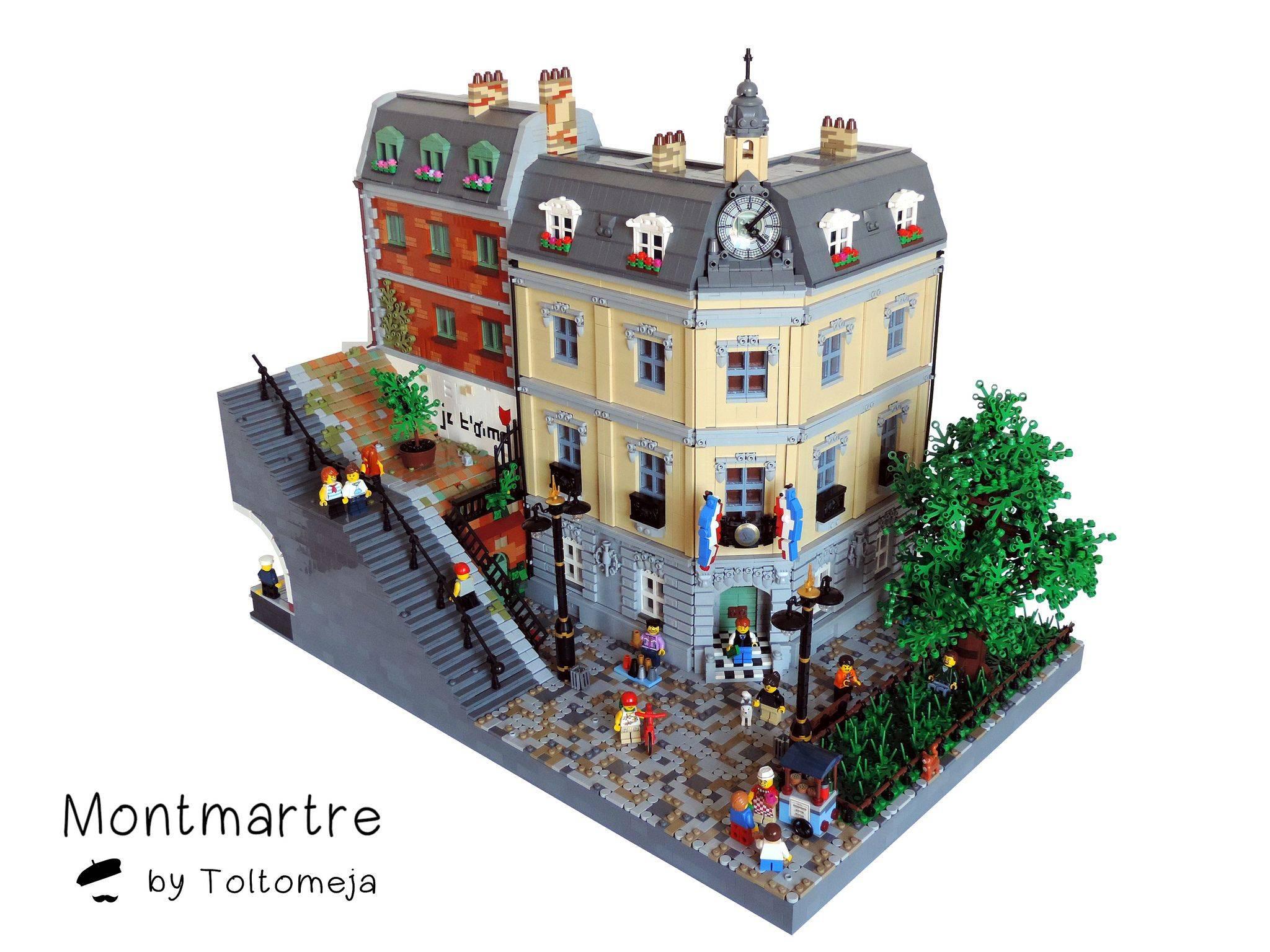 LEGO Montmartre