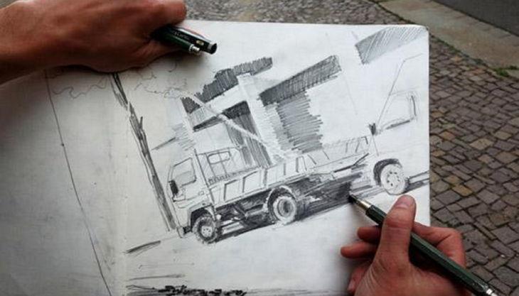 kulturwerkstatt kaos zeichnen
