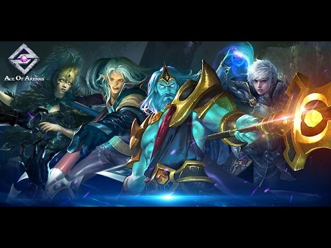 Ace of Arenas - What are the best MOBA games on Android that are as  in-depth as their PC counterparts? - Slant