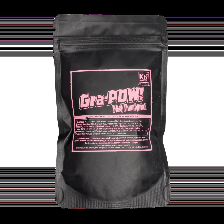 Gra-Pow! Granola