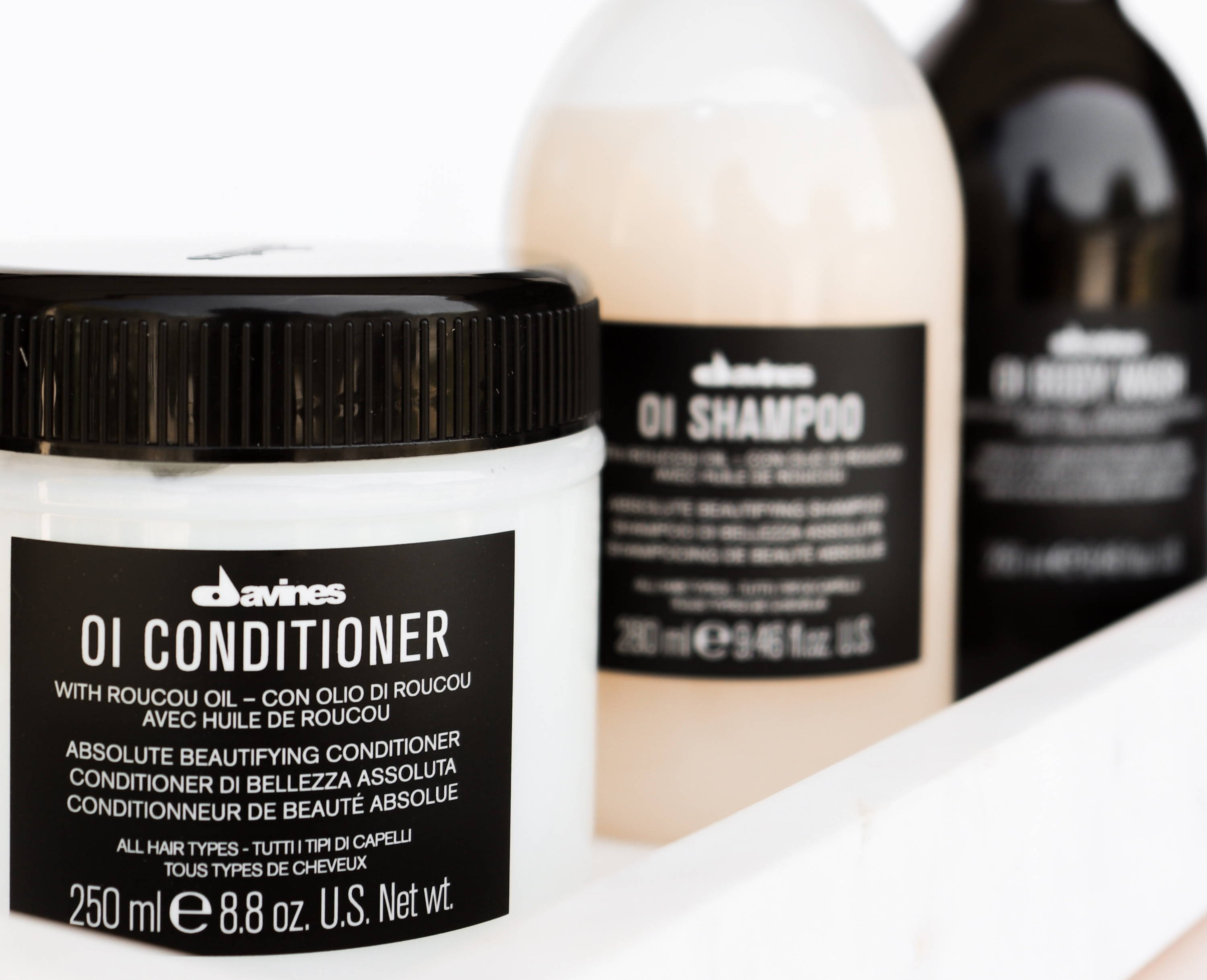 Davines OI family Lindsay Del Colletti