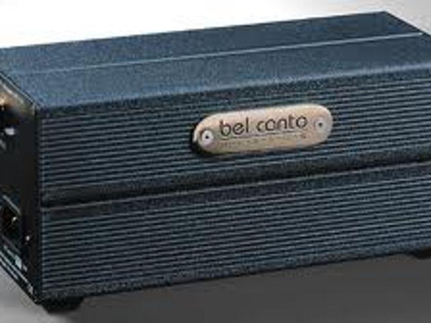 BEL CANTO  DAC1  Upsampling to 24bits 96Khz