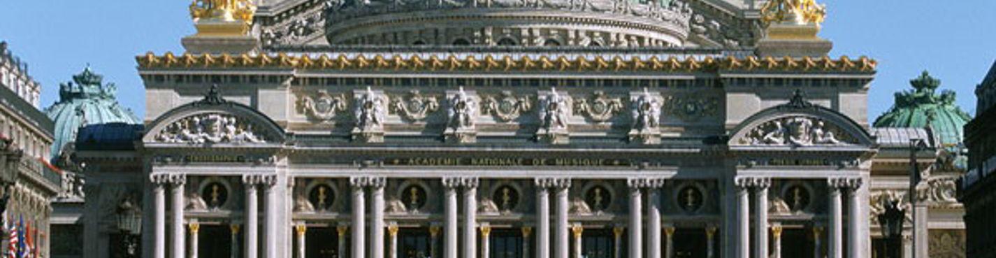 Опера Гарнье: самый знаменитый театр оперы и балета в мире