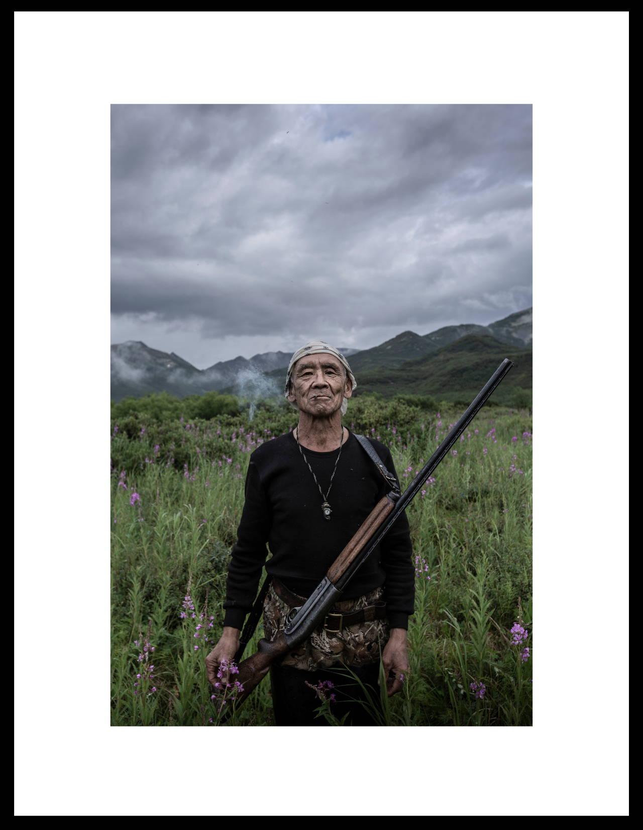 Une photo de Julien Mavier au Kamchatka