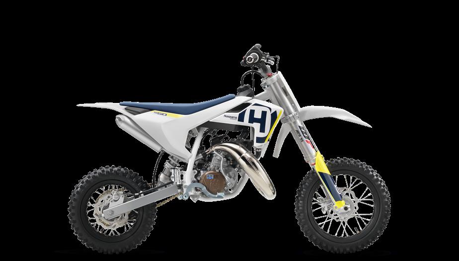 2018 HUSQVARNA MOTORCYCLES TC 50