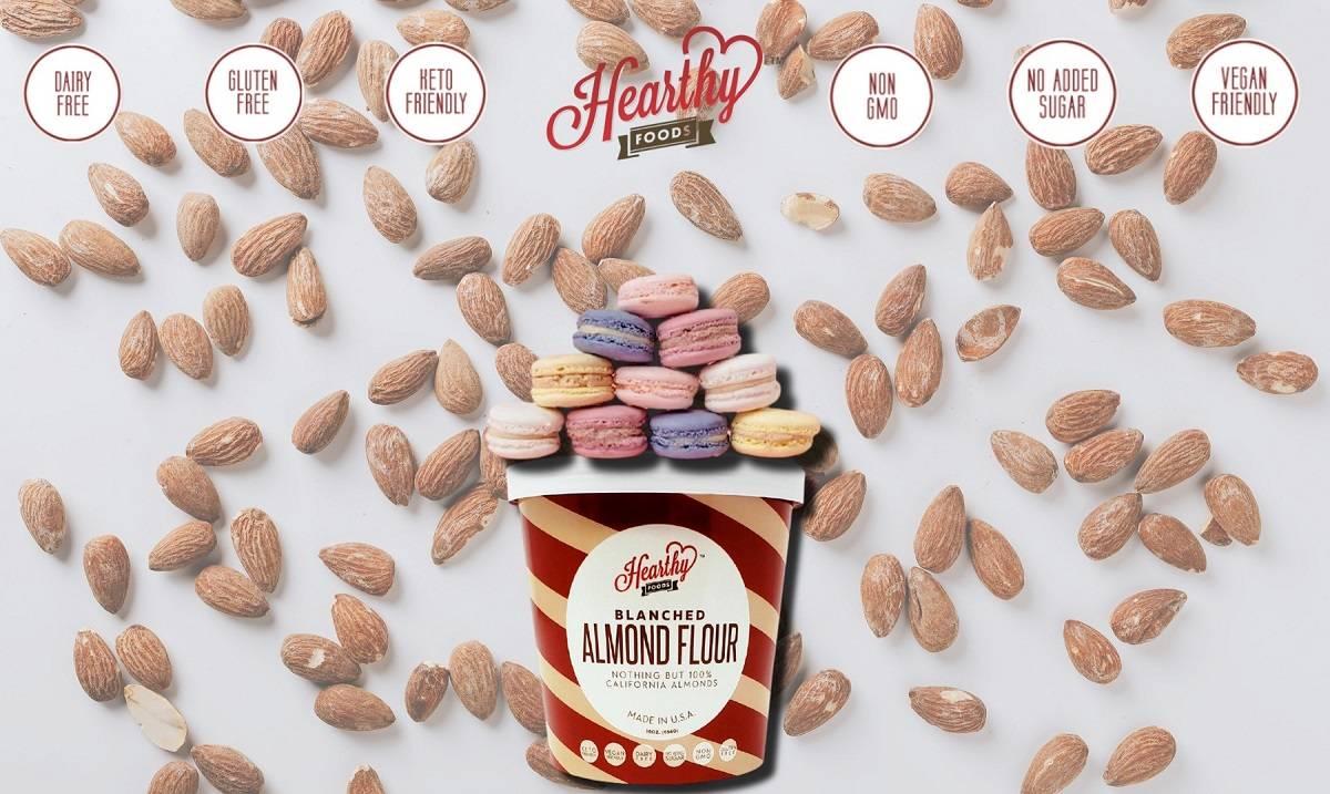 non-gmo almond flour