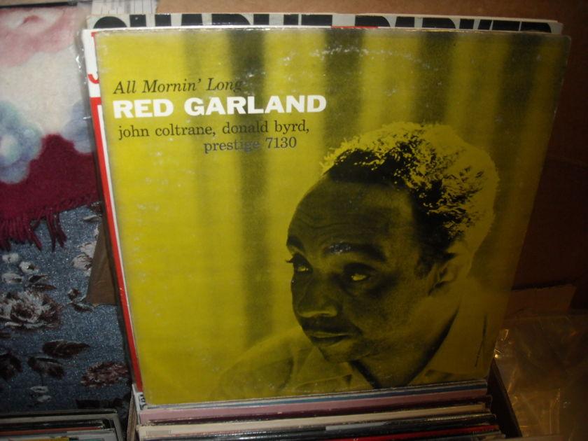 Red Garland - All Morning Long Prestige LP (c)