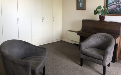 The Music Room: Quiet & Private Rehearsal, Counselling or Meeting Space for Hire in Remuera - 0