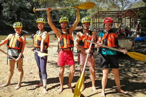 White Water Rafting + ATV Quad Bike Driving (PASSENGER)