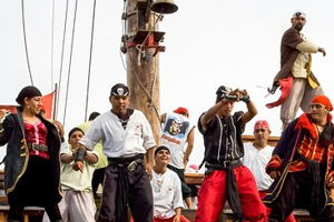 Ahoy! Avast! Matelot? Pirating Was About More Than Just Wenching