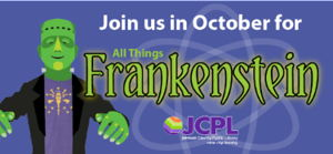 Image for All Things Frankenstein