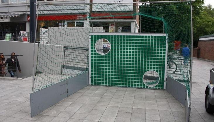 spielgalerie hamburg fußball torwand