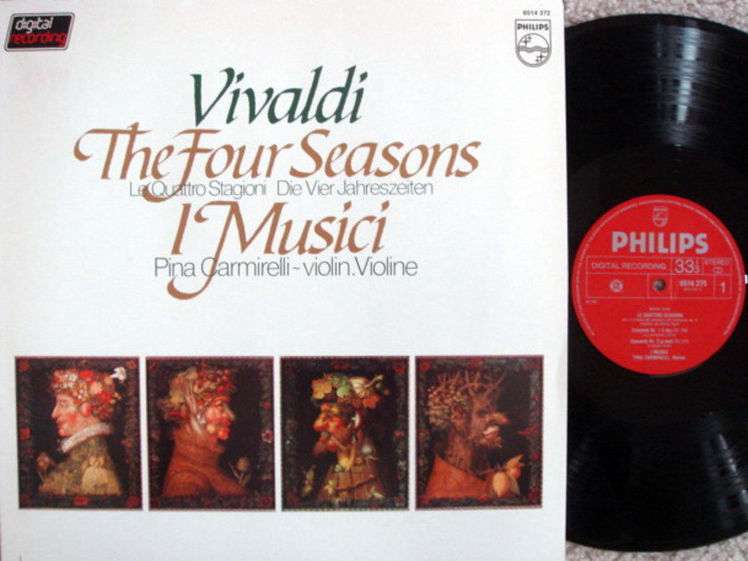 Philips Digital / I MUSICI, - Vivaldi The Four Seasons, MINT!
