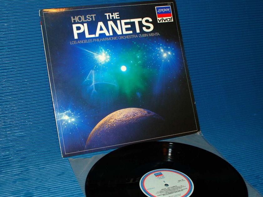 """HOLST / Mehta - """"The Planets"""" -  London 1971 TAS List"""