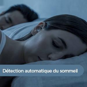 Amazfit ZenBuds - Arrêt automatique lors de la détection du sommeil