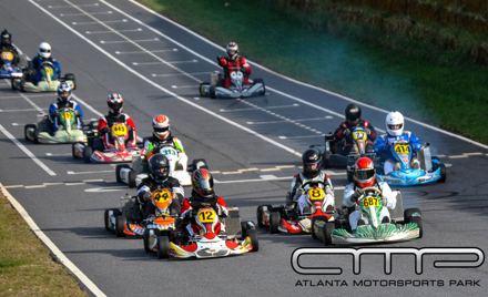 2019/2020 AMP Kart Winter Series - Round 3