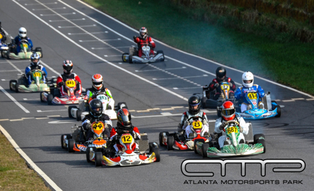2017/2018 AMP Winter Kart Series Round 2