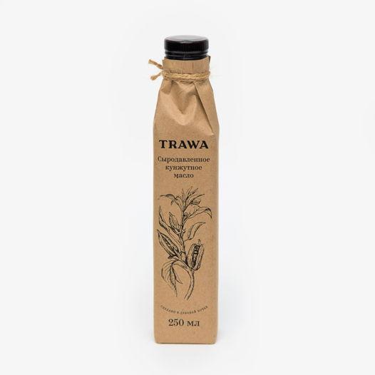 Сыродавленное кунжутное масло TRAWA