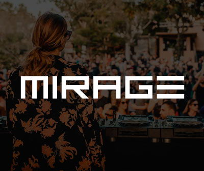 Info and tickets Mirage party at Benimussa Park Ibiza